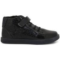 Scarpe Unisex bambino Sneakers alte Shone - 183-171 Nero