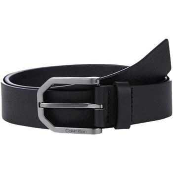 Accessori Uomo Cinture Calvin Klein Accessories k50k505997 Cinture Uomo Nero Nero
