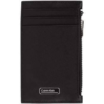 Borse Uomo Porta Documenti Calvin Klein Accessories k50k506073 Porta Carte Uomo Nero Nero