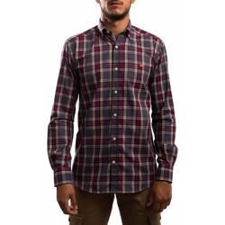 Abbigliamento Uomo Camicie maniche lunghe Klout  Gris
