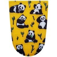 Accessori Accessori scarpe Funstonze Clip-On Panda Giallo  FNZPANAD Giallo