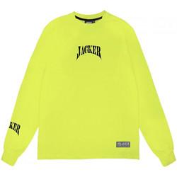 Abbigliamento Uomo T-shirts a maniche lunghe Jacker Corpo Verde