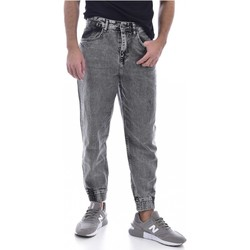 Abbigliamento Uomo Jeans dritti Goldenim Paris regular 117 - Uomo grigio