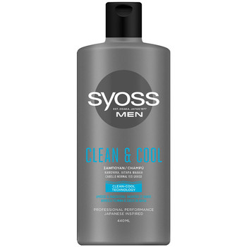 Bellezza Uomo Shampoo Syoss Men Champú Power & Strength  440 ml