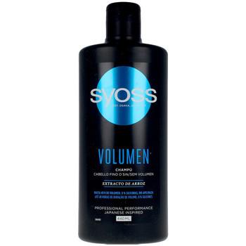 Bellezza Donna Shampoo Syoss Volumen Champú Cabello Fino-sin Cuerpo  440 ml