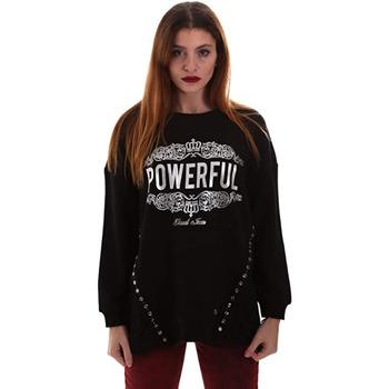 Abbigliamento Donna Felpe Gaudi' ATRMPN-23646 Nero