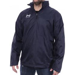 Abbigliamento Uomo giacca a vento Hungaria H-15TMUXW000 Blu