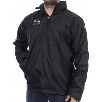 Abbigliamento Uomo giacca a vento Hungaria H-15TMUXW000 Nero