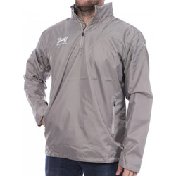 Abbigliamento Uomo giacca a vento Hungaria H-15TMUXW000 Grigio