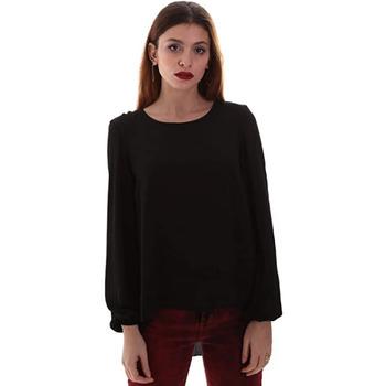 Abbigliamento Donna Camicie Gaudi' ATRMPN-23656 Nero