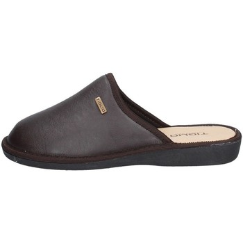 Scarpe Uomo Pantofole Tiglio ATRMPN-23666 Marrone