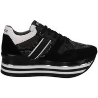 Scarpe Donna Sneakers basse Keys ATRMPN-23672 Nero
