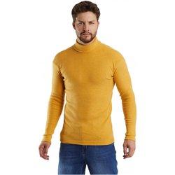 Abbigliamento Uomo Maglioni Goldenim Paris Maglioni 1470 - Uomo giallo