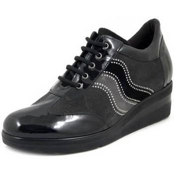 Scarpe Donna Sneakers basse Soffice Sogno Sneaker nero