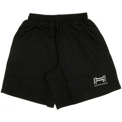 Abbigliamento Uomo Shorts / Bermuda Hungaria H-15BMJXK000 Nero