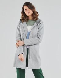 Abbigliamento Donna Cappotti Only ONLSIRI Grigio