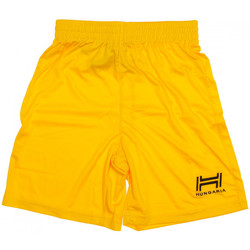 Abbigliamento Uomo Shorts / Bermuda Hungaria H-15BMJUK000 Giallo