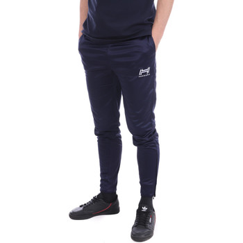 Abbigliamento Uomo Pantaloni da tuta Hungaria H-15BMUX1000 Blu