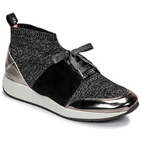 Scarpe Donna Sneakers basse JB Martin KASSIE SOCKS Nero