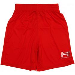 Abbigliamento Uomo Shorts / Bermuda Hungaria H-15BMJUK000 Rosso