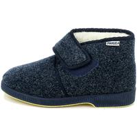 Scarpe Uomo Pantofole Emanuela U.564.06_43 BLU