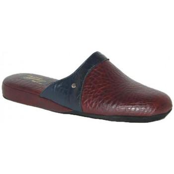Scarpe Uomo Pantofole Falcade CIABATTE DA CAMERA  - 613 BORDEAUX Altri