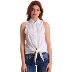 Abbigliamento Donna Top / Blusa Fornarina SE174573CA1609 Bianco