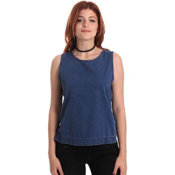 Abbigliamento Donna Top / Blusa Fornarina SE175J70D883SK Blu