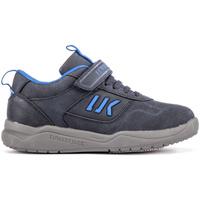 Scarpe Unisex bambino Sneakers basse Lumberjack SB30105 005 N32 Blu