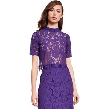 Abbigliamento Donna Top / Blusa Gaudi 921FD45001 Viola