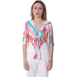 Abbigliamento Donna Top / Blusa Fracomina FR20SP519 Bianco