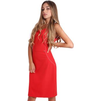 Abbigliamento Donna Abiti corti Fracomina FR20SP645 Rosso
