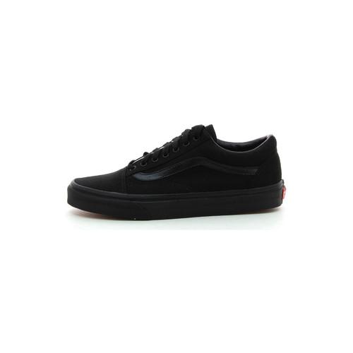 Vans Black Sneakers Uomo Skool black Scarpe Old Basse 7500 N8nmv0w