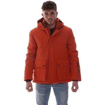Abbigliamento Uomo Parka Invicta 4431701/U Arancio