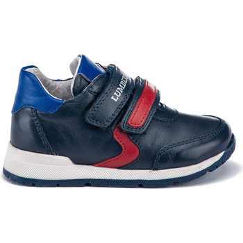 Scarpe Unisex bambino Sneakers basse Lumberjack SB65111 004 B01 Blu