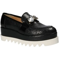 Scarpe Donna Mocassini Grace Shoes 1312 Nero