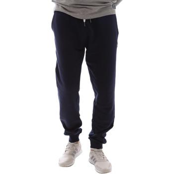 Abbigliamento Uomo Pantaloni da tuta Key Up 2F37I 0001 Blu