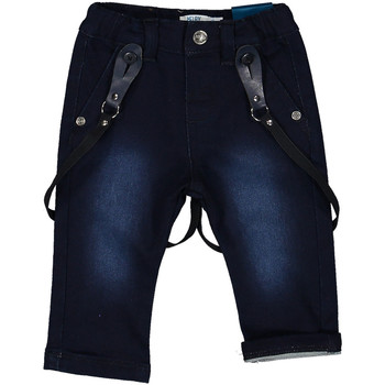 Abbigliamento Bambina Jeans slim Melby 20F0220 Blu