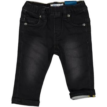 Abbigliamento Unisex bambino Jeans slim Melby 20F2210 Nero