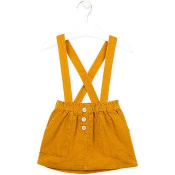 Abbigliamento Bambina Gonne Losan 026-7027AL Giallo