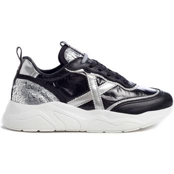 Scarpe Donna Sneakers basse Munich 8770038 Nero