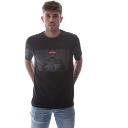 Abbigliamento Uomo T-shirt maniche corte Sprayground 21SFW004 Nero