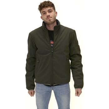 Abbigliamento Uomo Felpe in pile Navigare NV67076 Verde