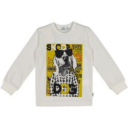 Abbigliamento Unisex bambino Felpe Melby 40C0062 Bianco