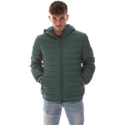 Abbigliamento Uomo Piumini Navigare NV67073 Verde