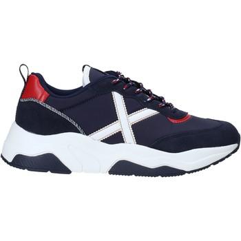 Scarpe Uomo Sneakers basse Munich 8770033 Blu