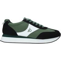 Scarpe Uomo Sneakers basse Rocco Barocco RB-AS2006 Verde