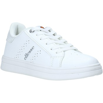 Scarpe Unisex bambino Sneakers basse Ellesse ES0023S Bianco