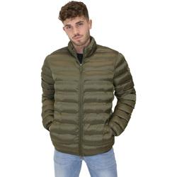 Abbigliamento Uomo Piumini Invicta 4431700/U Verde