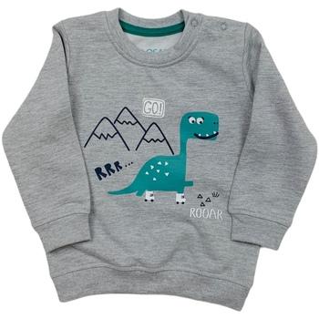 Abbigliamento Unisex bambino Felpe Losan 027-6652AL Grigio